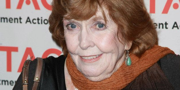 NEW YORK - DECEMBER 14:  Actress Anne Meara attends the 12th annual 'Research in Action Awards,' a benefit honoring individua