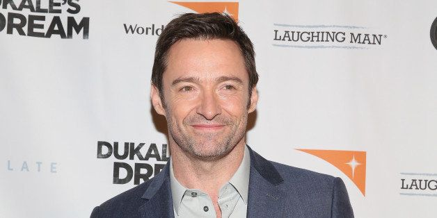 NEW YORK, NY - JUNE 04:  Actor Hugh Jackman attends the premiere of Dukale's Dream on June 4, 2015 in New York City.  (Photo