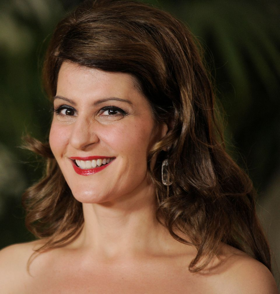 Nia Vardalos at the Governors Awards in 2009.