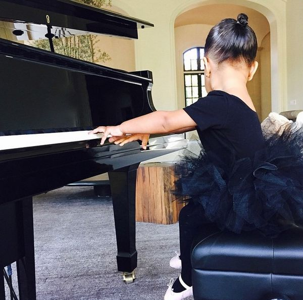 """""""Morning piano session 🎹"""""""