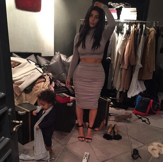 """""""yesterday...trying to pick out an outfit struggle."""""""