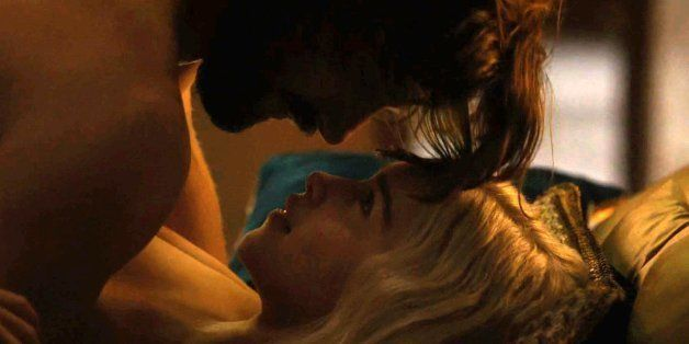 Game of thrones season 8 episode 1 nude scene All The Sex And Nudity In Season 5 Of Game Of Thrones Nsfw Huffpost