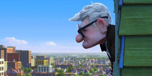 """Imagen de la película <em>Up</em> (2009), dirigida por Pete Docter y Bob Peterson. Más información en <a href=""""http://cine"""
