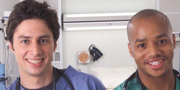 11 Things You Didn't Know About 'Scrubs,' Even If You've