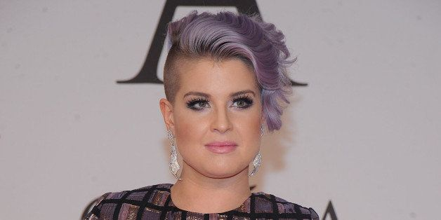 NEW YORK, NY - JUNE 01:  Kelly Osbourne attends the 2015 CFDA Fashion Awards at Alice Tully Hall at Lincoln Center on June 1,