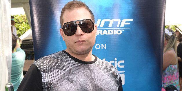 MIAMI BEACH, FL - MARCH 26:  Scott Storch attends SiriusXMÕs 'UMF Radio' And Tiesto's Club Life Radio at the SiriusXM Music