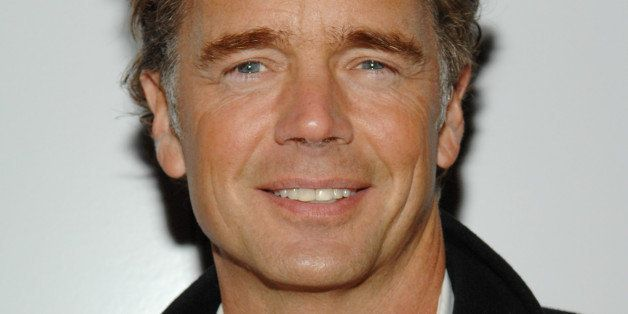"""** FILE ** In this Wednesday, March 5, 2008 file photo, actor John Schneider attends a Cinema Society screening of """"Married L"""
