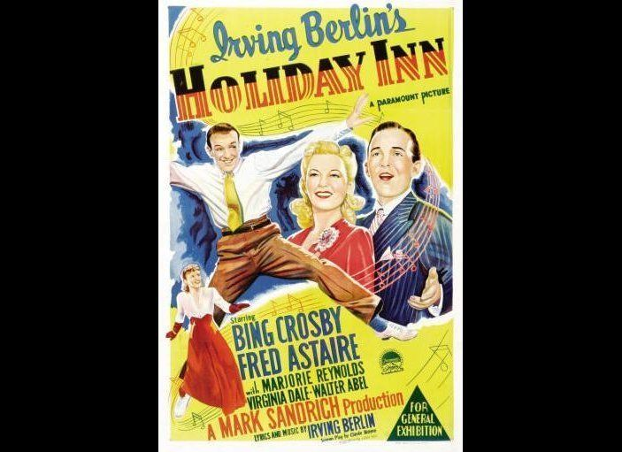 Don't miss this funny, festive Bing Crosby/Fred Astaire musical about two friends who launch an inn open only on holidays. Th