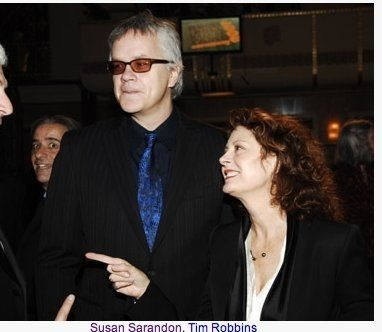 Susan Sarandon And Tim Robbins Join Star Studded Edwards House Party