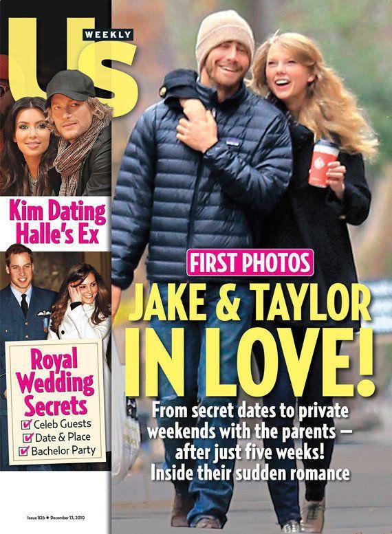 Taylor Swift Jake Gyllenhaal Break Up Why The Singer And Actor Split Report Huffpost