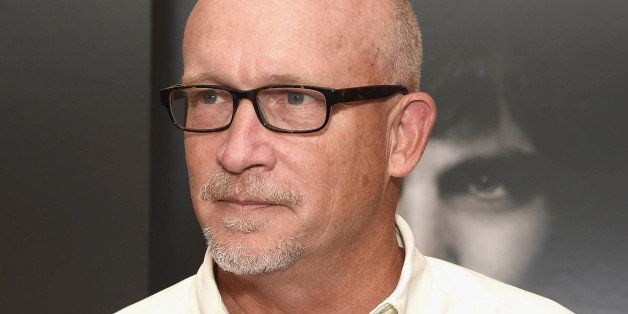 NEW YORK, NY - AUGUST 27:  Director Alex Gibney attends 'Steve Jobs: The Man In The Machine' New York screening at Crosby Str