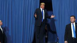 En meeting, Donald Trump se moque du témoignage de Christine Blasey