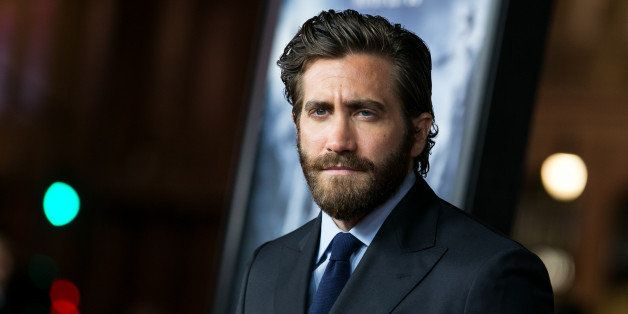 """Jake Gyllenhaal attends the LA Premiere of """"Everest"""" held at the TCL Chinese Theatre IMAX on Wednesday, Sept. 9, 2015, in Los"""