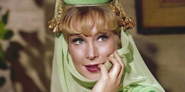 I DREAM OF JEANNIE -- Pictured: Barbara Eden as Jeannie -- Photo by: NBCU Photo Bank