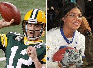Aaron Rodgers dating Gossip Girl Gotham City imposters matchmaking