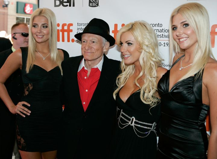 Hugh Hefner Talks Age At Virginity Loss, Overcompensation -8207