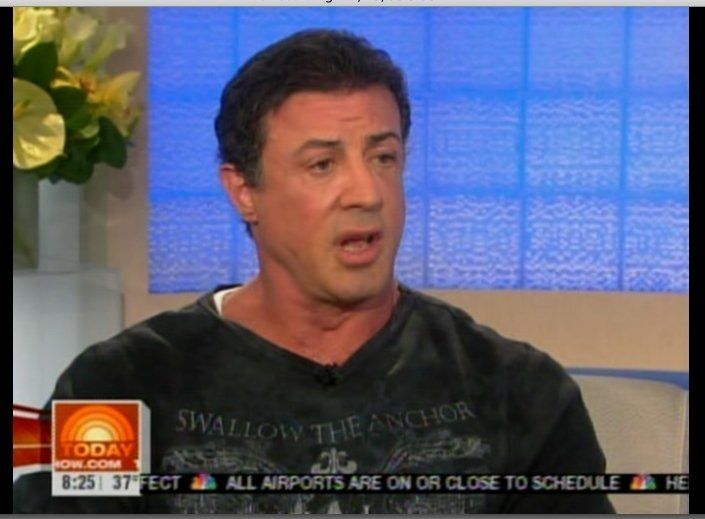 Sylvester Stallone Defends HGH Use | HuffPost
