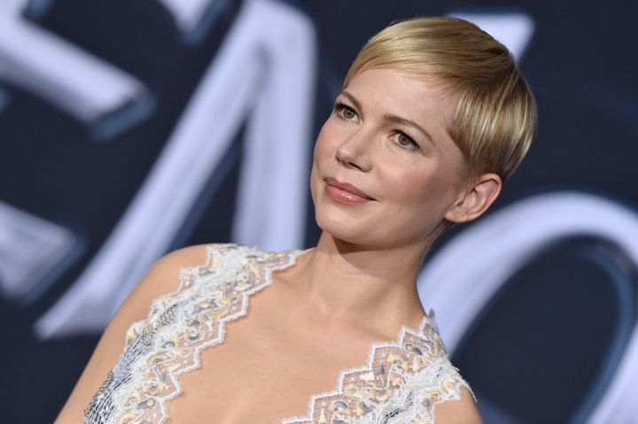 "Michelle Williams, pictured at the ""Venom"" premiere on Monday, is a multiple Oscar nominee."