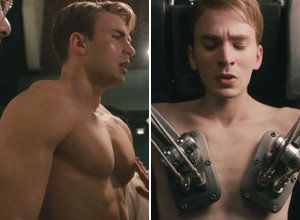 Captain America': Chris Evans Talks Body Transformation