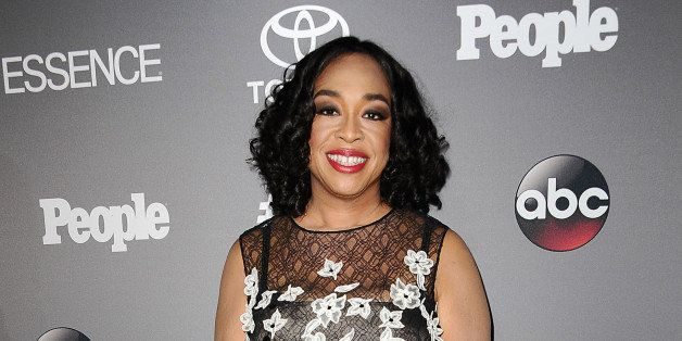 WEST HOLLYWOOD, CA - SEPTEMBER 26:  Producer Shonda Rhimes attends ABC's TGIT premiere event on September 26, 2015 in West Ho