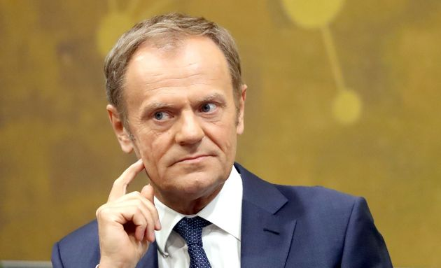 The President of the European Council Donald Tusk has said Chequers 'will not