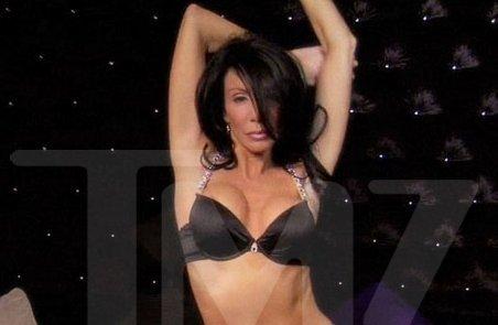 Public nude asian bathing