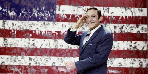 THE FUNNY SIDE -- Air Date 09/14/1971 -- Pictured: Gene Kelly-- Photo by: Frank Carroll/NBCU Photo Bank