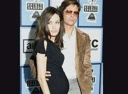 Angelina Jolie Pregnant: Bump On Display At Spirit Awards Confirms