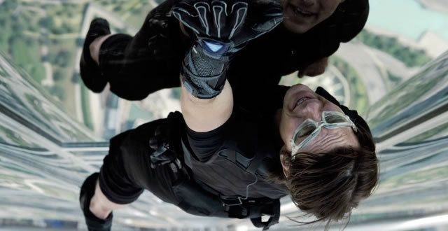 Mission: Impossible 4 – Ghost Protocol' Trailer Features Tom