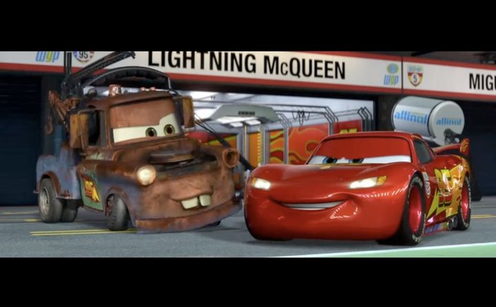 The Roads Not Taken With Pixar S Cars Films Huffpost