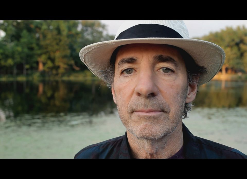 """1 – Harry Shearer, director of """"The Big Uneasy"""", in New Orleans."""