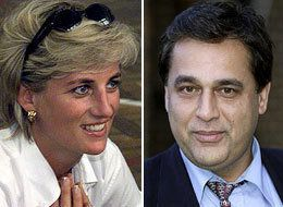 """Hasnat Khan Tells Diana Inquest They Enjoyed """"Normal"""" Sex Life, Says She Ended Affair   HuffPost"""