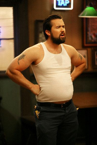 """Fat Mac: Rob McElhenney intră în detalii grafice despre creșterea în greutate """"Sunny"""""""