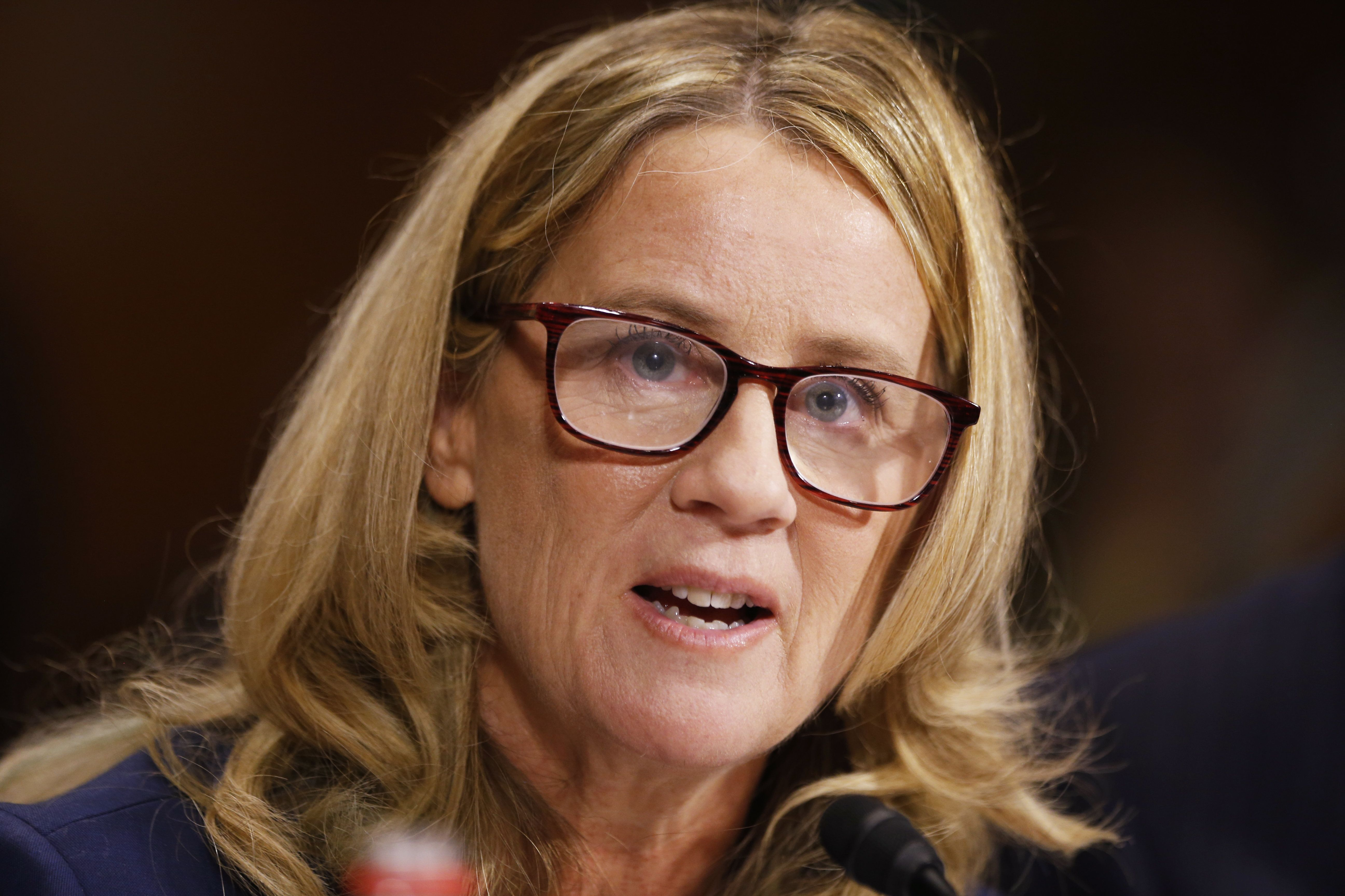 The FBI has so far not interviewed Christine Blasey Ford about her allegations against Brett Kavanaugh.
