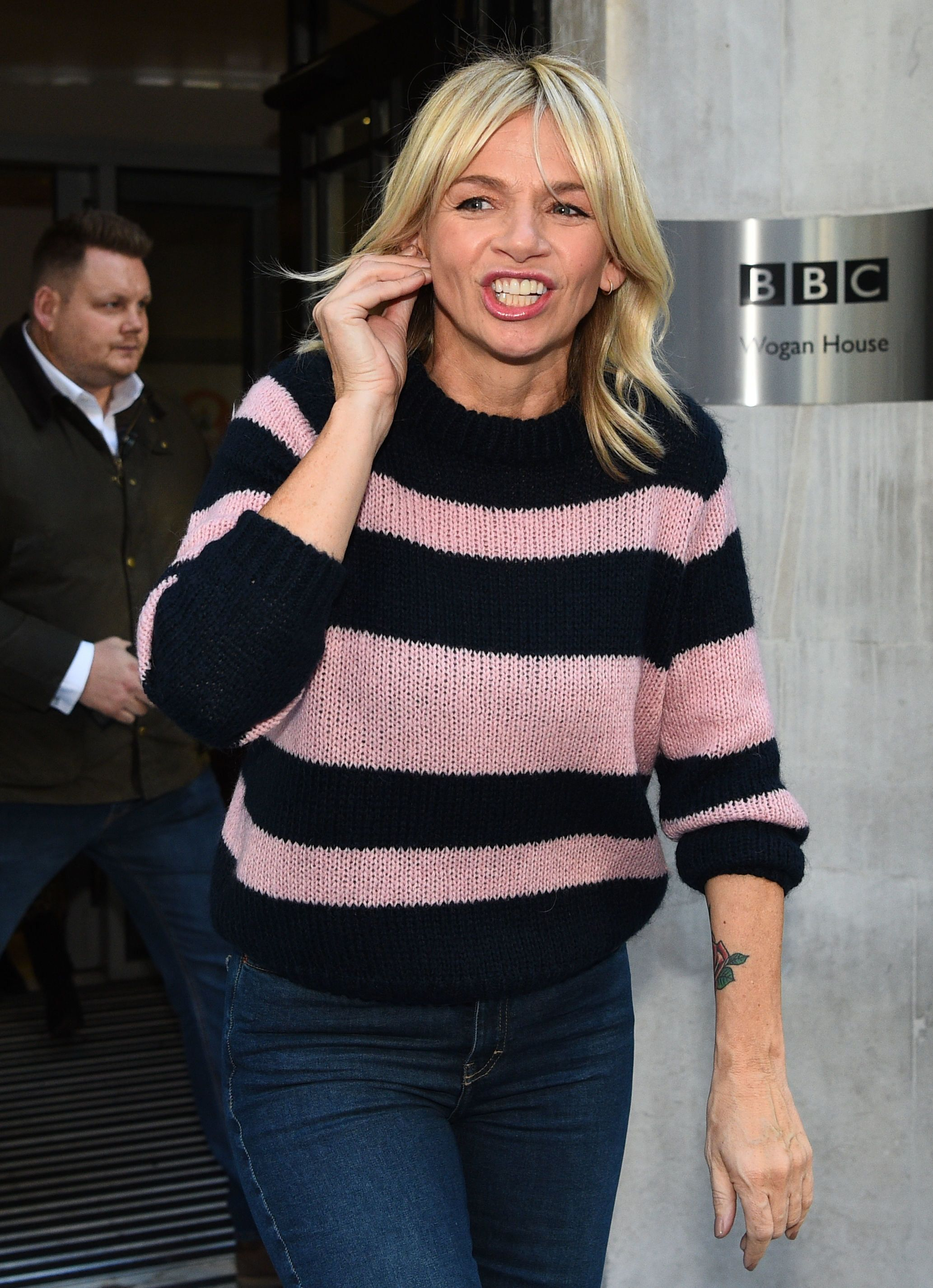 Zoe Ball 'Not Expecting' Same £1.6m Salary As Radio 2 Breakfast Show Predecessor Chris