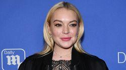 Lindsay Lohan Celebrates 'Mean Girls' Day After Bizarre Child Trafficking