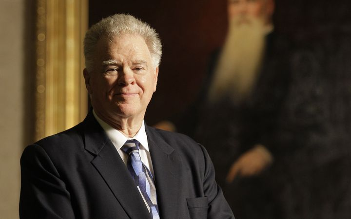 Paige Patterson was once a towering figure in the Southern Baptist Convention, America's largest Protestant denomination.
