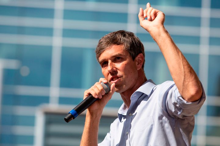 """When Rep. Beto O'Rourke (D-Texas) went viral with his impassioned defense of NFL players' right to protest, """"Baby Boome"""
