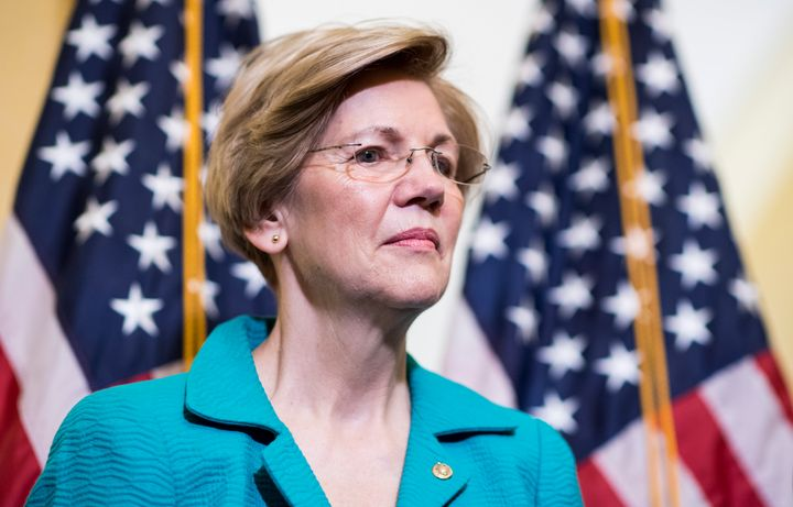 Sen. Elizabeth Warren claims to have Cherokee and Delaware heritage but admits that no family members are listed ""
