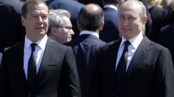As Putin Stumbles Could the West Get on Better With Medvedev Running