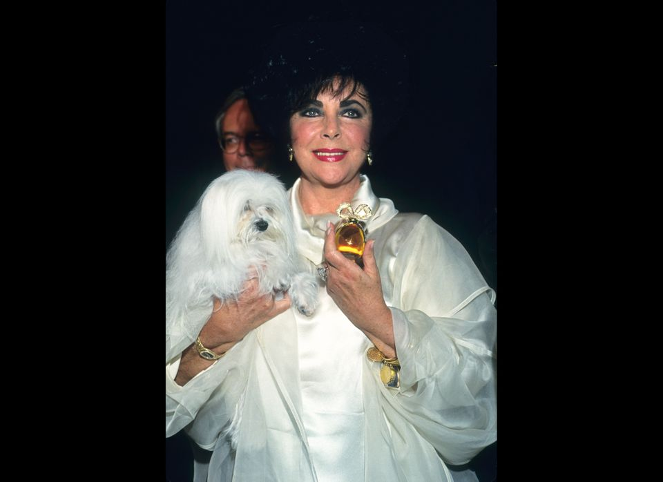 Though she recently passed away, Dame Elizabeth Taylor still holds the title for the bestselling celebrity branded perfume si