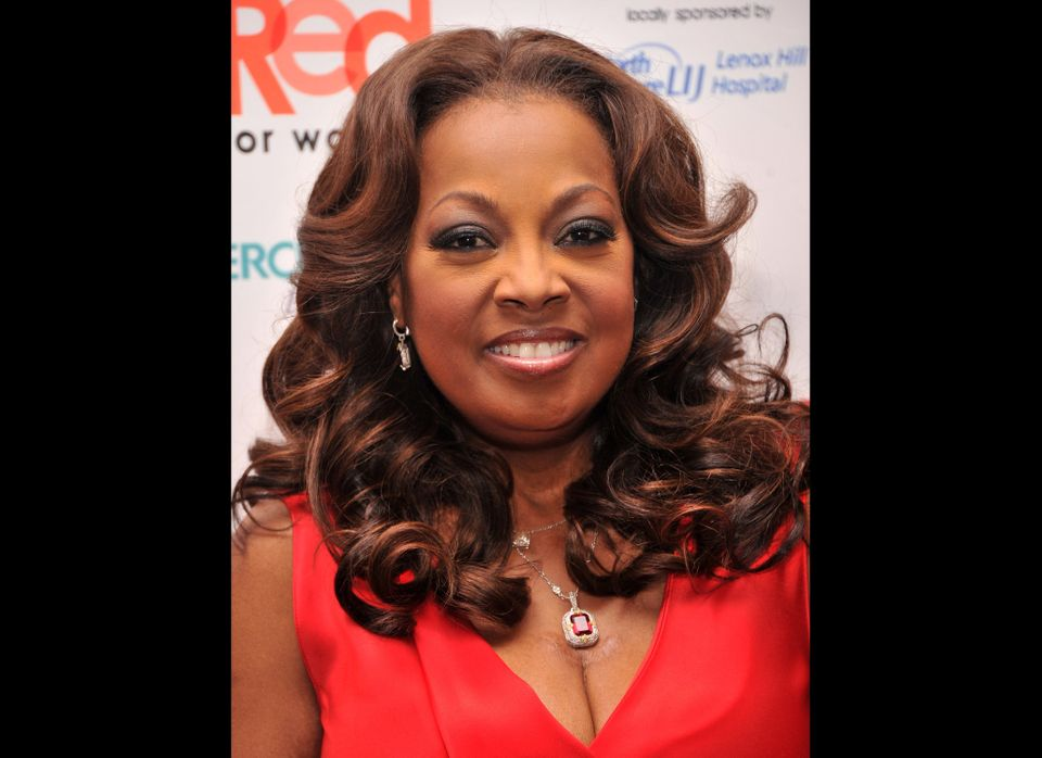 """Though she publicly denied it, former """"The View"""" co-host Star Jones had gastric bypass surgery in 2003. She later admitted he"""