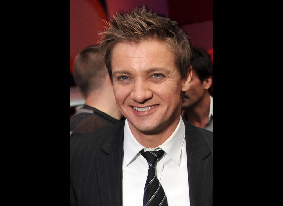 NEW YORK, NY - DECEMBER 19:  Actor Jeremy Renner attends the 'Mission: Impossible - Ghost Protocol' U.S. premiere after party