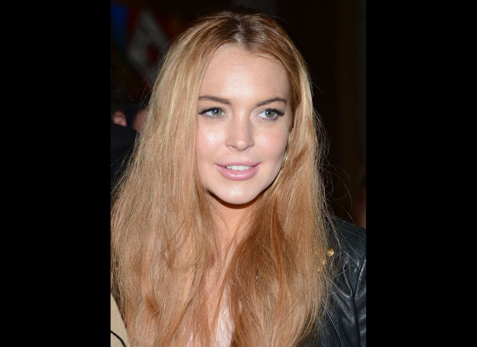 Lindsay Lohan's latest fender bender -- smashing into the back of an 18-wheeler -- is just the latest mark on her less than s