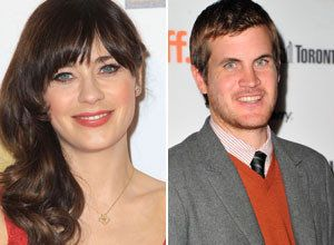 Deschanel zooey dating — 13