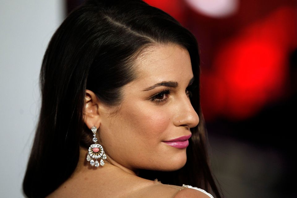 Lea Michele tells <em>Allure</em> magazine that despite becoming the new face of L'Oreal, her looks didn't always please ever
