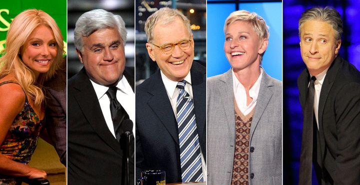 TV Talk Show Host Day: Let's Celebrate Our Favorite Hosts ...