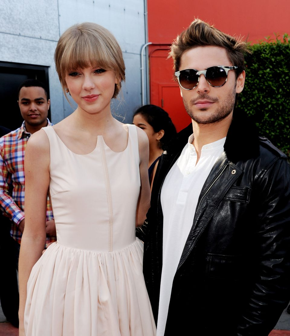 "Although rumors were swirling that Efron and Swift were an item while they were working on ""The Lorax,""<a href=""https://www.h"