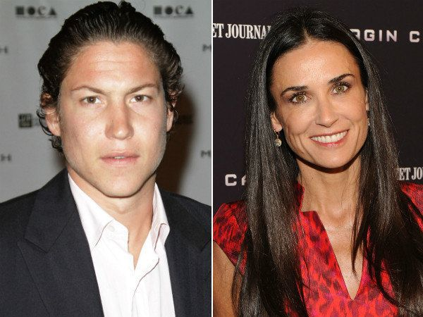 Demi Moore Vito Schnabel Dating Spending Time Together Report