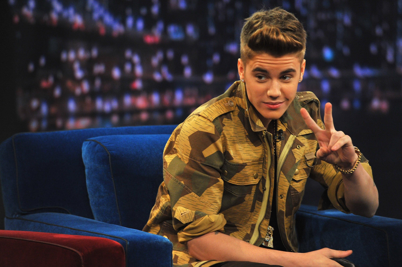 Bieber teenager intercourse